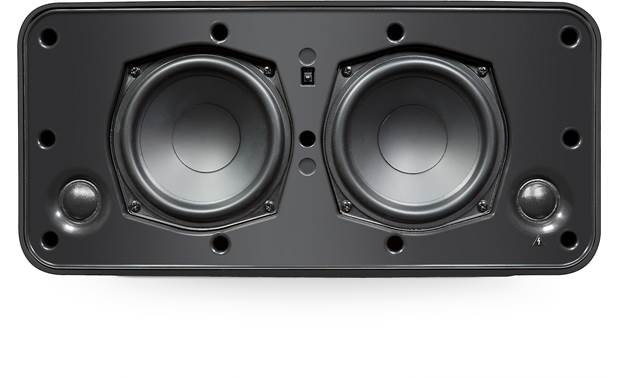Bluesound Pulse 2i Black - with grille removed