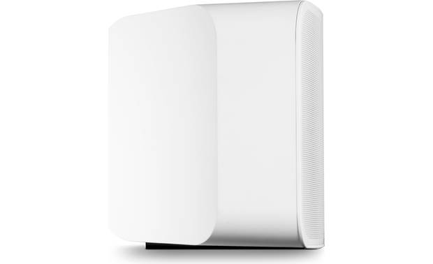 Bluesound Pulse 2i White - left profile