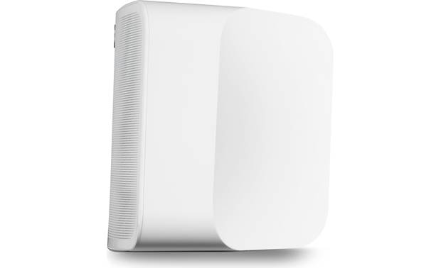 Bluesound Pulse Mini 2i White - left profile