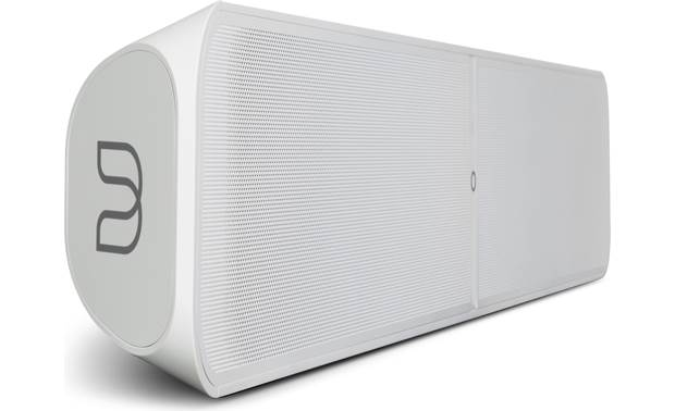 Bluesound Pulse Soundbar 2i White - left front