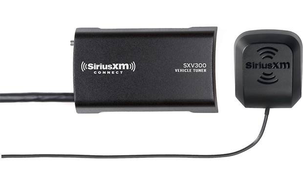 SiriusXM Connect Vehicle Tuner Front