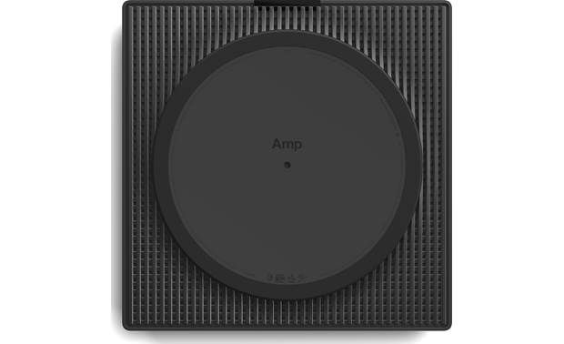 Sonos Amp The waffled texture of the bottom helps disperse heat