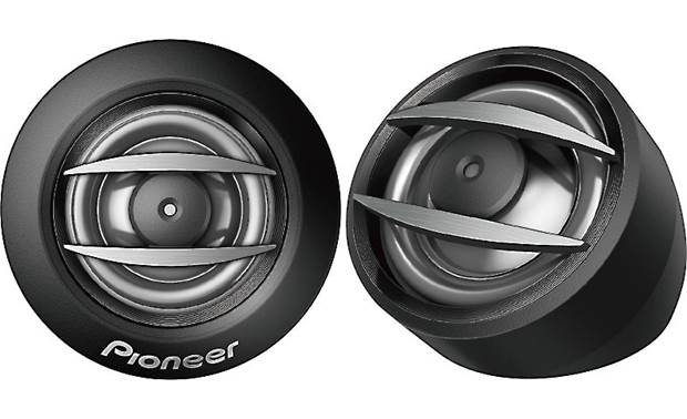 Pioneer TS-A300TW Freshen up the details in your music with these Pioneer A-Series tweeters