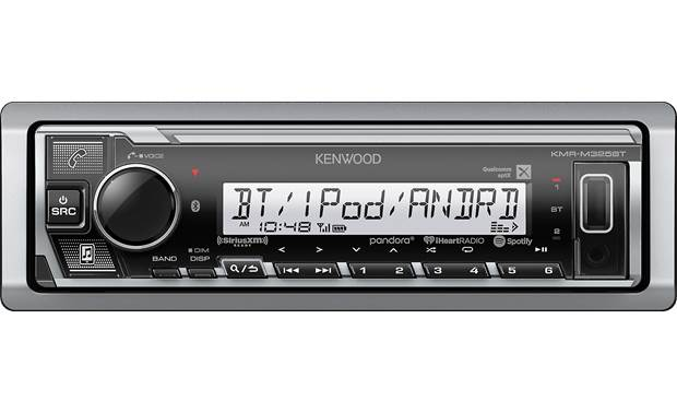 Kenwood KMR-M325BT marine digital media receiver