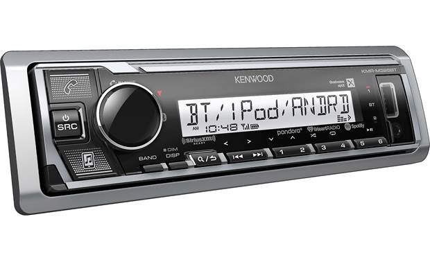 Kenwood KMR-M325BT LCD display