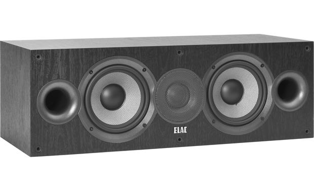 ELAC Debut 2.0 C5.2 Shown with grille removed