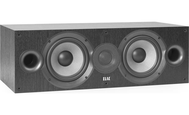 ELAC Debut 2.0 C6.2 Shown with grille removed