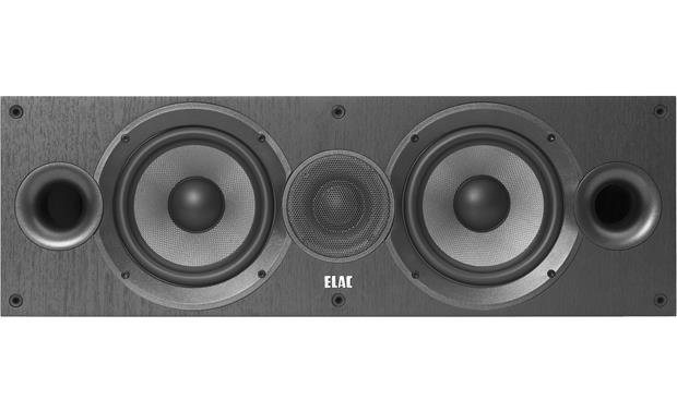 ELAC Debut 2.0 C6.2 Direct view with grille removed