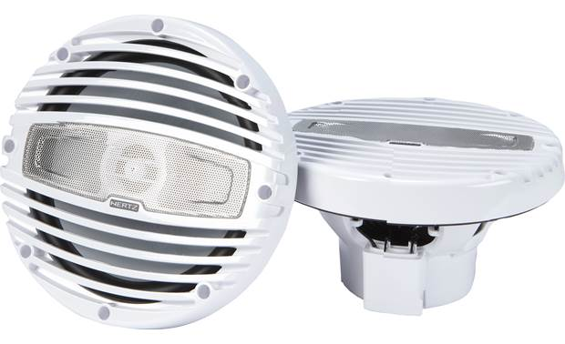 Hertz HMX 8 marine speakers