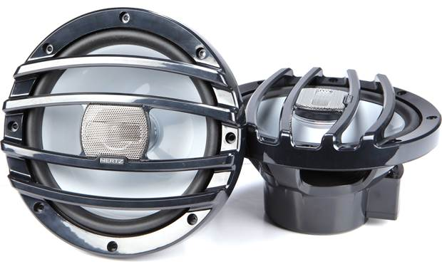 Hertz HMX 8 S-LD marine LED speakers
