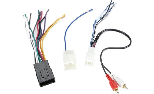 Metra 70-5701 Receiver Wiring Harness Front