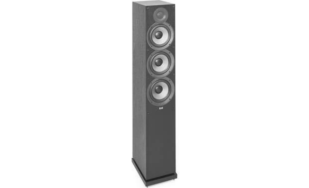 ELAC Debut 2.0 F6.2 Shown with grille removed