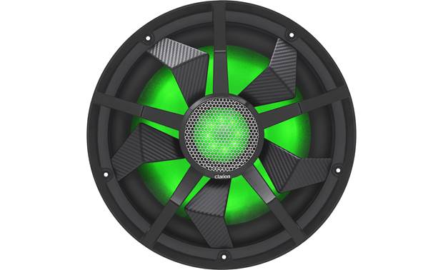 Clarion CM3013WL Built in RGB LEDs