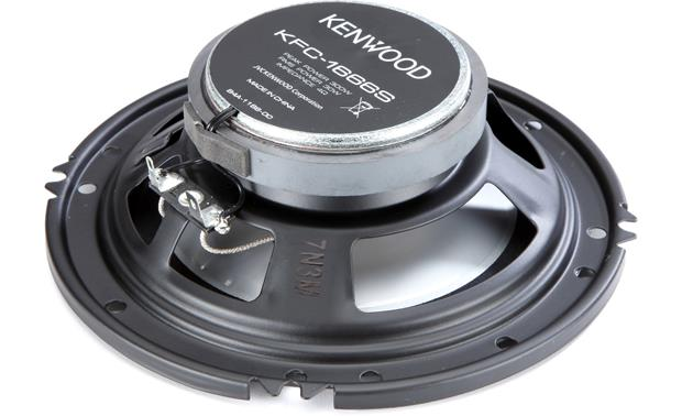 Kenwood KFC-1666S Back