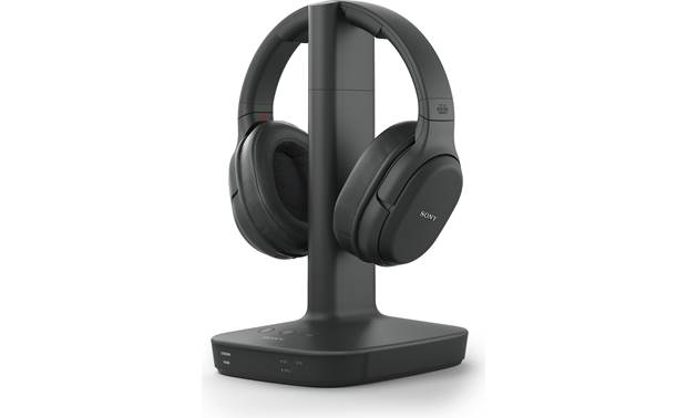 Sony WH-L600 Wireless headphones with transmitter
