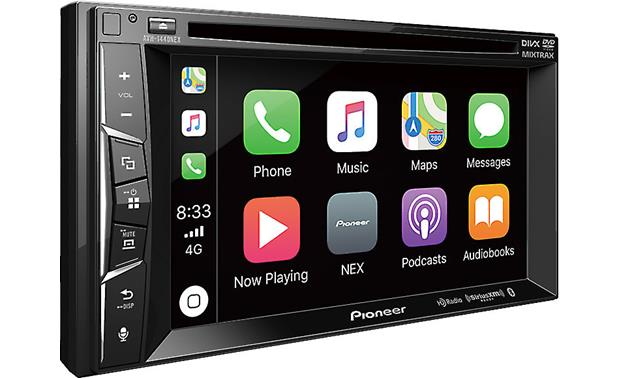 Pioneer AVH-1440NEX Use CarPlay when your iPhone is connected.