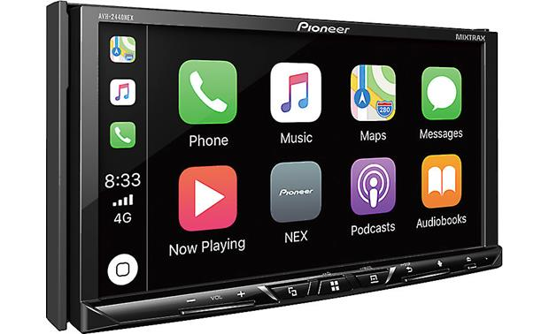 Pioneer AVH-2440NEX Apple CarPlay compatible