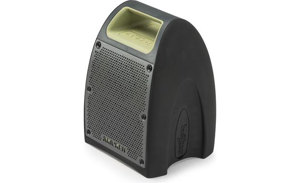 Kicker Bullfrog® BF200 Music System Green -right front