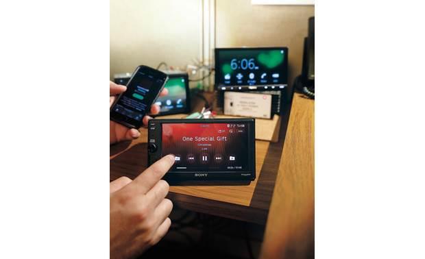 sony xav ax1000 digital multimedia receiver at crutchfield. Black Bedroom Furniture Sets. Home Design Ideas
