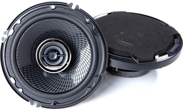 Kenwood KFC-1696PS Upgrade to speakers that make music a joy to listen to
