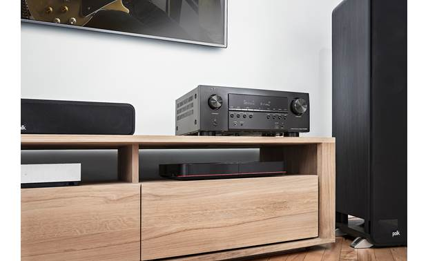Denon AVR-S950H (2019 model) Shown in room