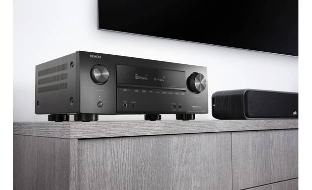 Denon AVR-X2600H (2019 model) Shown in room