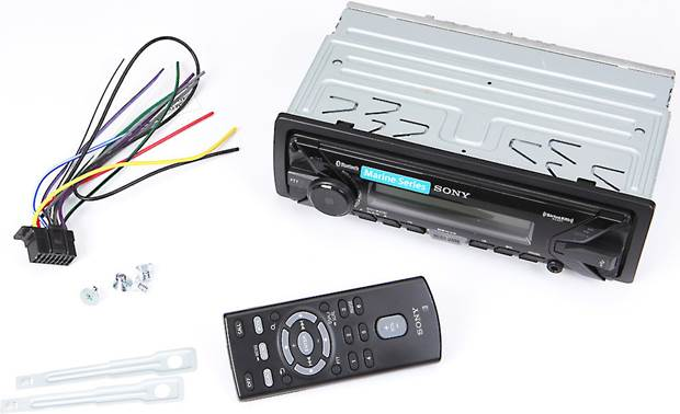 Sony DSX-M55BT Other