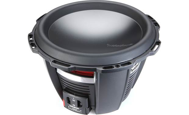 Rockford Fosgate Power T1D412 Front