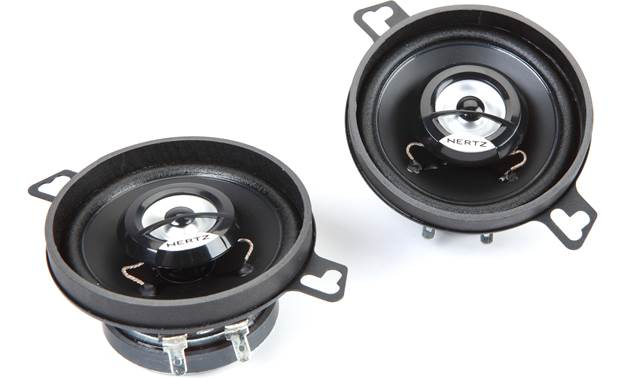 Hertz DCX 87.3 Swap out your old speakers for Hertz's Dieci Series