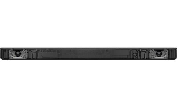 Sony HT-S350 Sound bar includes two full-range drivers