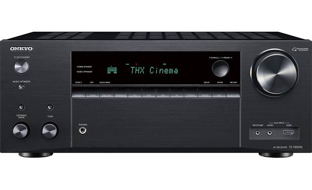 Onkyo TX-NR696 (2019 model) Front