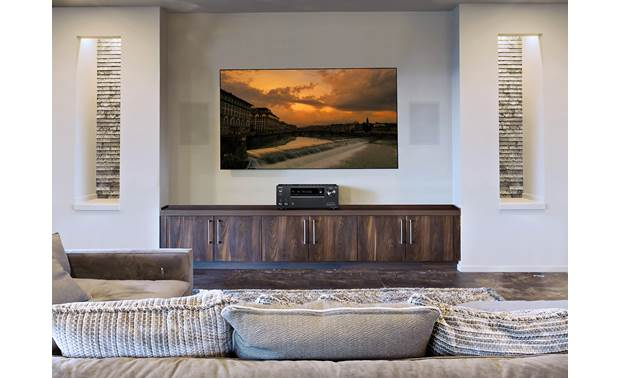 Onkyo TX-NR797 (2019 model) Shown as part of a home theater system