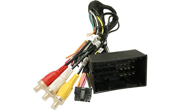 Crux SWRCR-59D Wiring Interface Other