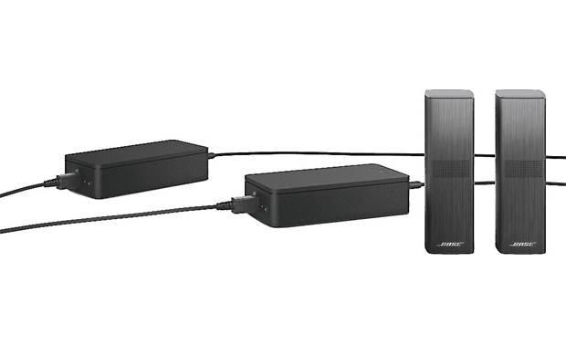 Bose Surround Speakers 700 Wireless receiver modules mean there is no need to run speaker wire across your room