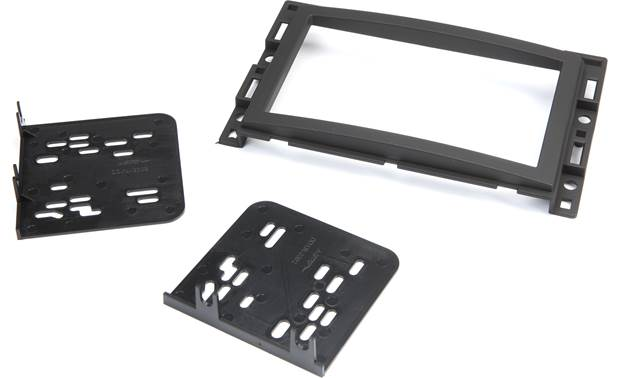 Metra 95-3302 Dash Kit Black Kit