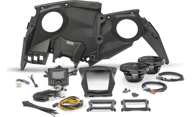 Rockford Fosgate X317-STAGE2 Front