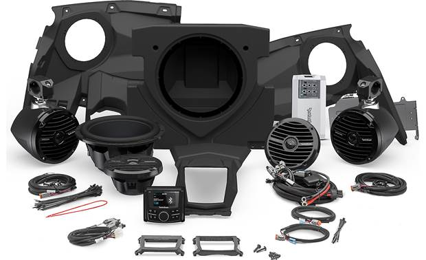 Rockford Fosgate X317-STAGE4 Front