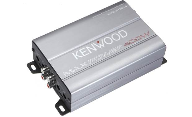 Kenwood KAC-M1814 compact 4-channel amp