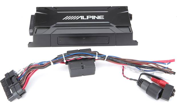 Alpine KTA-30MW Tough Power Pack Other