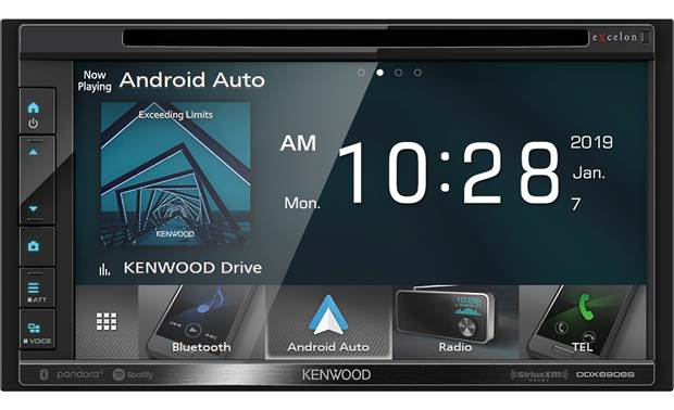 Kenwood Excelon DDX6906S