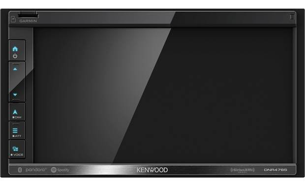 Kenwood DNR476S Other