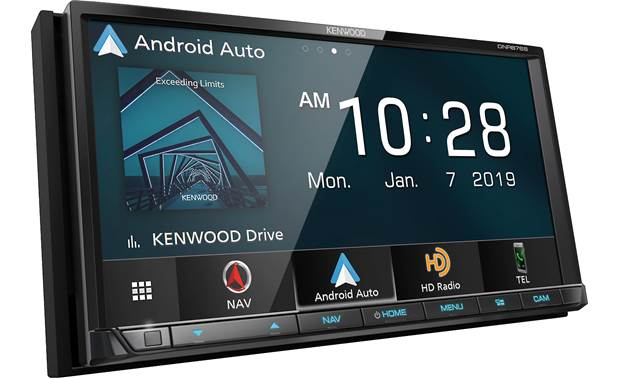Kenwood DNR876S Other