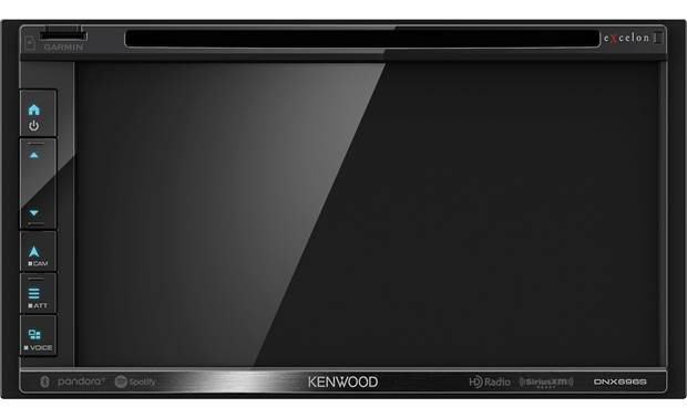 Kenwood Excelon DNX696S Other