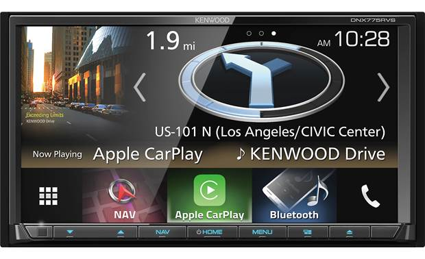 Kenwood DNX775RVS Other