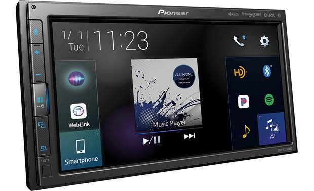 Pioneer DMH-C2550NEX Other