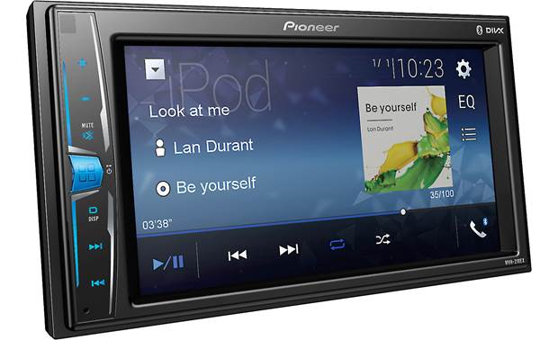 Pioneer MVH-210EX Other
