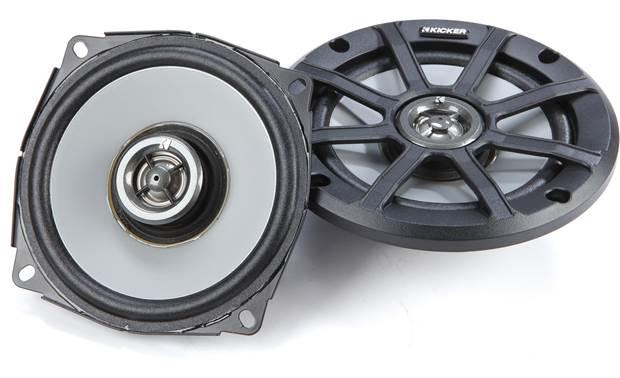 Kicker 42PSC652 Add big sound with these weatherproof speakers