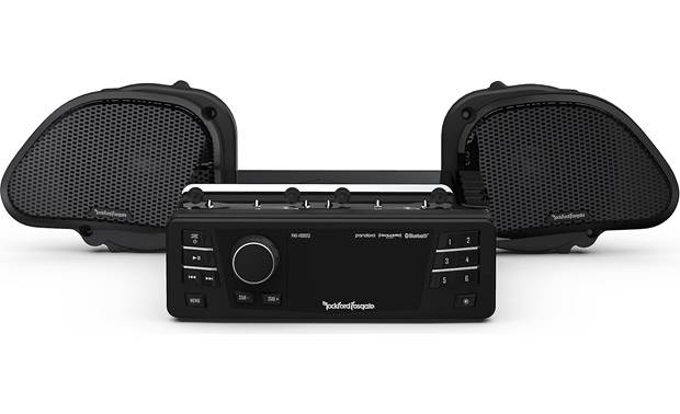 Rockford Fosgate HD9813RG-STAGE1