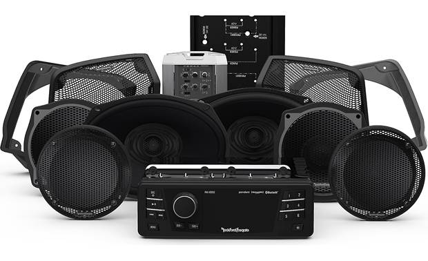 Rockford Fosgate HD9813SGU-STAGE3