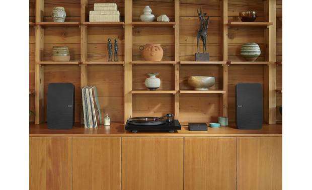 Sonos Port Bring a turntable (with built-in preamp) into your Sonos wireless multi-room system